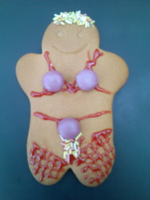 Gingerbread stripper